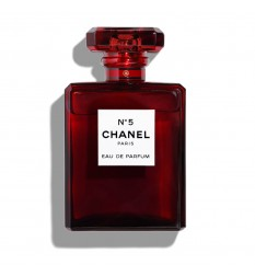 Chanel No. 5 Limited Edition Red Bottle 100ml EDP
