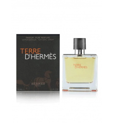 Terre D'Hermes Pure Perfume by Hermes 75ml EDP