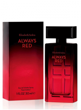 Always Red by Elizabeth Arden 100ml EDT
