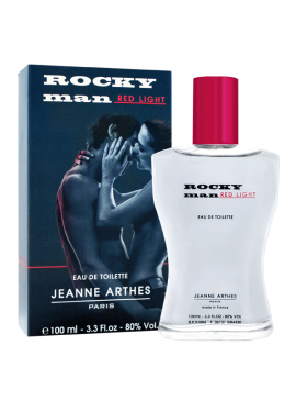 Jeanne Arthes Rocky Man Red Light 100ml EDT