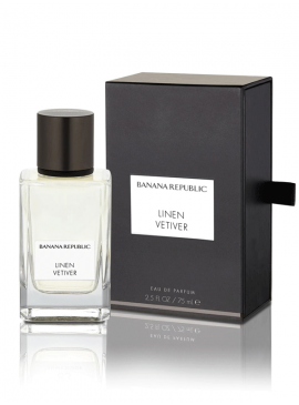 Banana Republic Linen Vetiver 75ml EDP