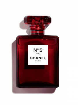 Chanel No. 5 Limited Edition Red Bottle 100ml EDT
