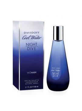 Davidoff Cool Water Night Dive 80ml EDT