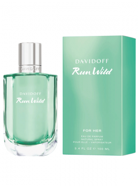 Run Wild by Davidoff 100ml EDP