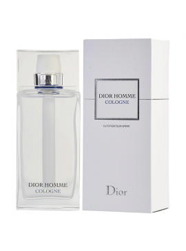 Christian Dior Dior Homme Cologne 125ml EDT