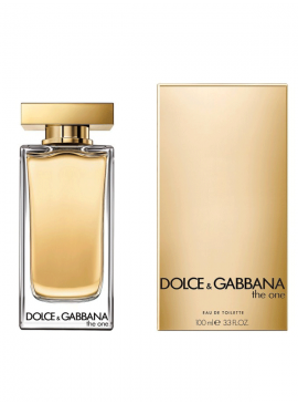 The One For Women by Dolce & Gabbana 100ml EDT