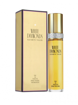 White Diamond by Elizabeth Taylor 100ml EDT