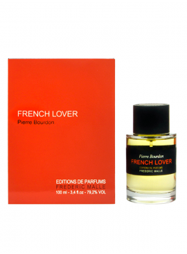 French Lover By Pierre Bourdon 100ml EDP