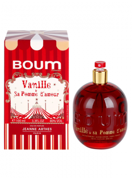 Boum Vanille Pomme D'amour by Jeanne Arthes 100ml EDP
