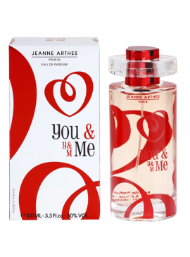 You & Me by Jeanne Arthes 100ml EDP