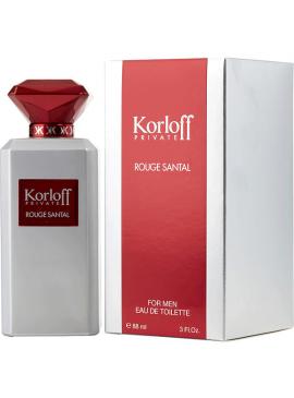 Korloff Private Rouge Santal 88ml EDT