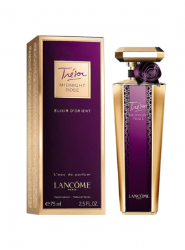 Lancome Trésor Midnight Rose Elixir d'Orient 75ml EDP
