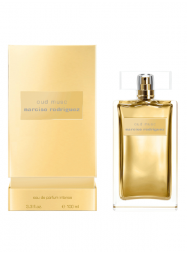 Oud Musc by Narciso Rodriguez 100ml EDP