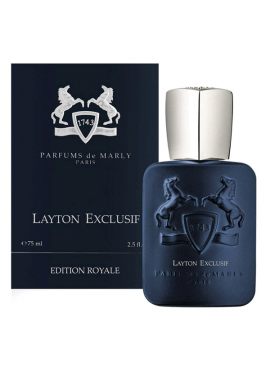 Layton Exclusif by Parfums De Marly 75ml EDP